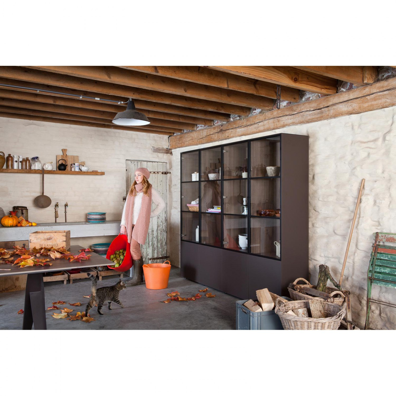 armoire cube 193 joli noorden design. Black Bedroom Furniture Sets. Home Design Ideas