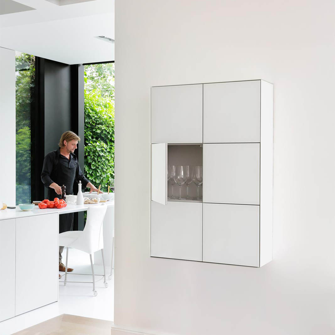 meuble design de bar cube modle 27