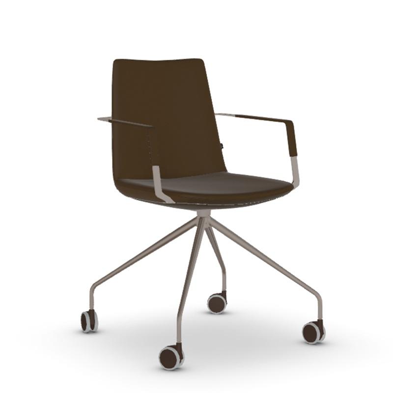 chaise bureau moderne rafael joli noorden design. Black Bedroom Furniture Sets. Home Design Ideas