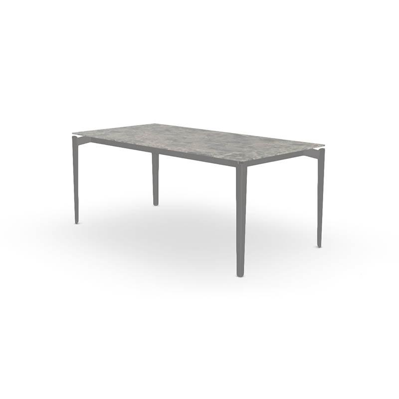 Table design LAYERS de JOLI conçue par le designer Sylvain Willenz.