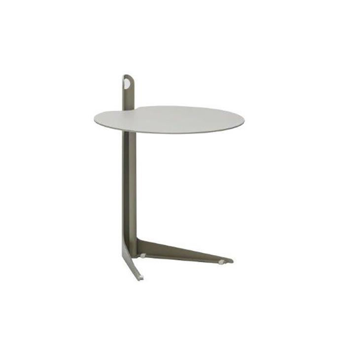 table d'appoint basse design COLLINS conçue par le designer Mathias De Ferm de JOLI