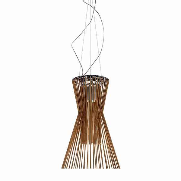 Lampe suspension Allegro LED de la marque Foscarini qui est remarquable.