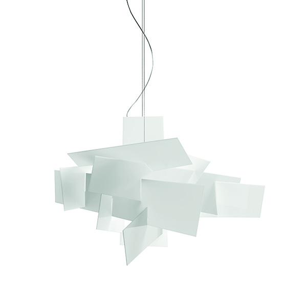 Lampe suspension de Foscarini qui permet de donner une personnalité à une pièce.