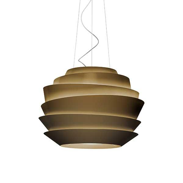 Lampe suspension SOLEIL artisanale est fabriquée en Italie.