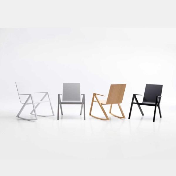 Rocking chair Felix de la marque Peruse