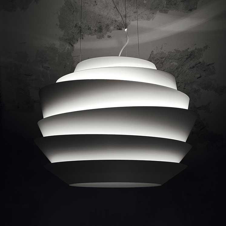 Lampe suspendue Soleil de la marque Foscarini
