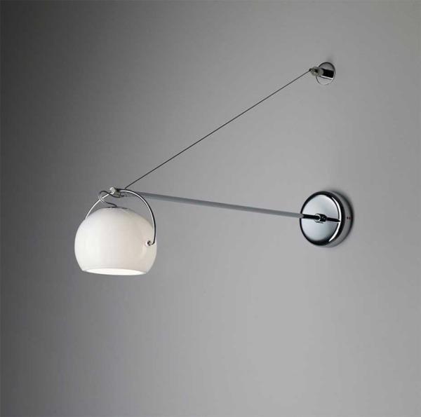 Lampe à applique murale Beluga de la marque Fabbian