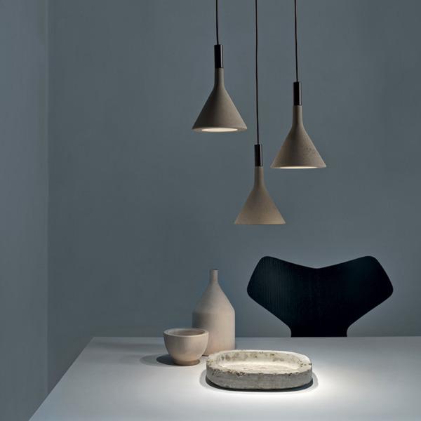 Lampes suspendue Aplomb LED de la marque Foscarini