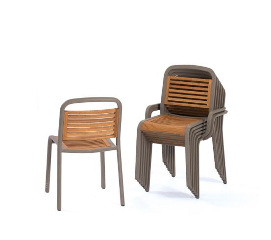 Chaises Marumi de la marque EGO Paris