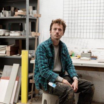 Le designer David Braeckman