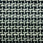 Noir & Blanc tissé A05